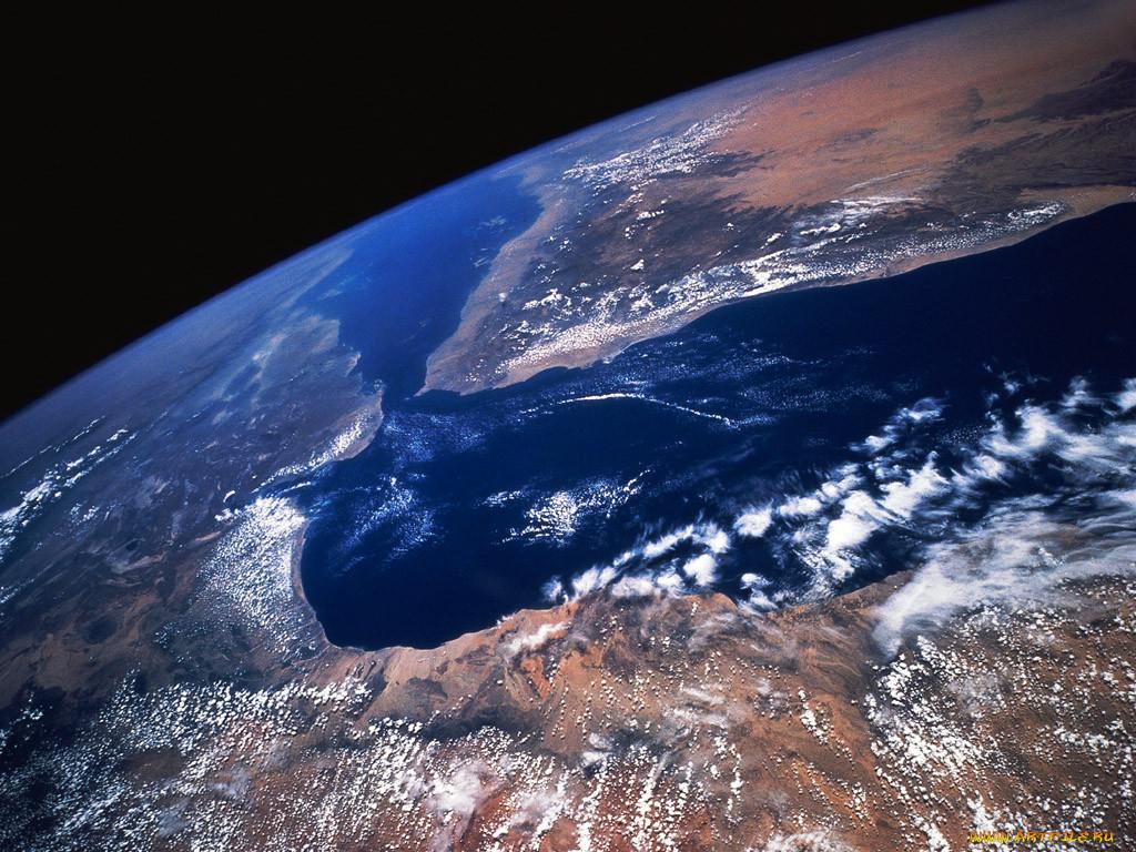 образом получилась интересные фото земли со спутника или